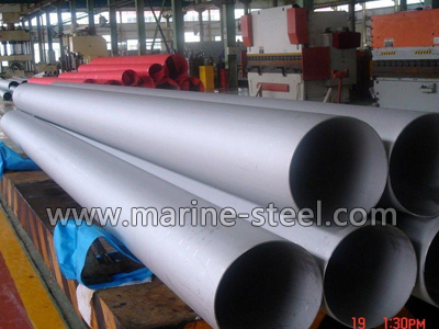 Marine steel pipe